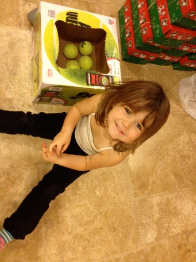 littlest helper